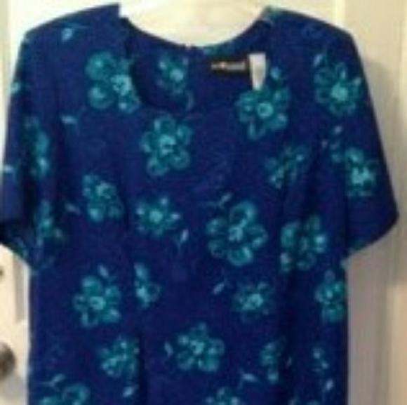 Sag Harbor Dresses & Skirts - Print dress